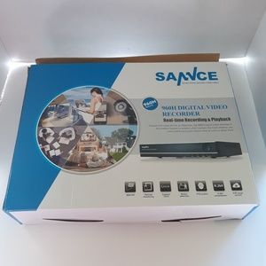 Sannce 960H Digital Video Recorder With DVR